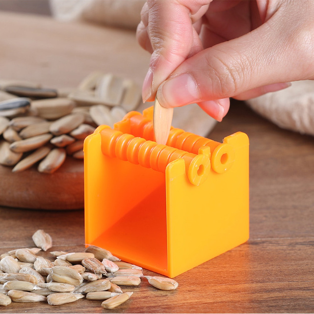 Child Assist Clean Seeds Gift Cracker Peeling Tool Melon Automatic Seed Artifact Household Sunflower Shelling Machine