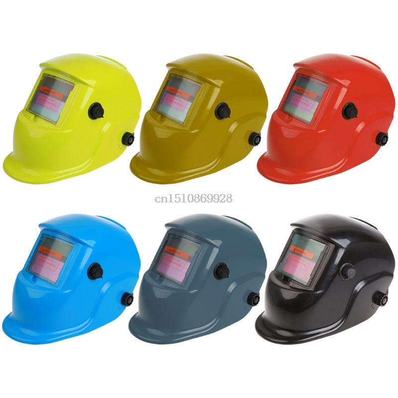 Solar Automatic Darkening Welding Helmet Welding Mask Automatic Welding Shield MIG TIG ARC Welding Shield 448A