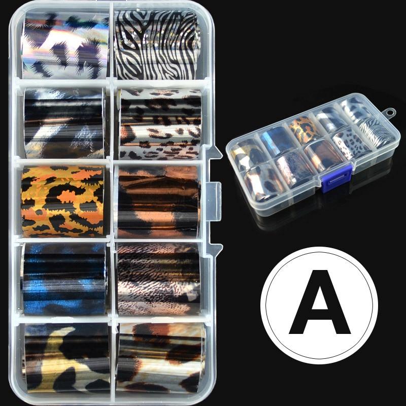 Venalisa Foil Transfer Gel Easy Apply Nail Art Design Manicure Enamel Gel Polish UV LED Gel Nail Polish Lacquer Varnish Foil 6