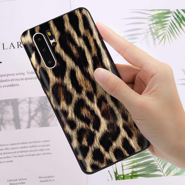 Webbedepp ファッション虎ヒョウケース Huawei 社の名誉 6A 7A 7C 7 × 8 8X 8C 9 9 × 10 20 Lite プロノート表示