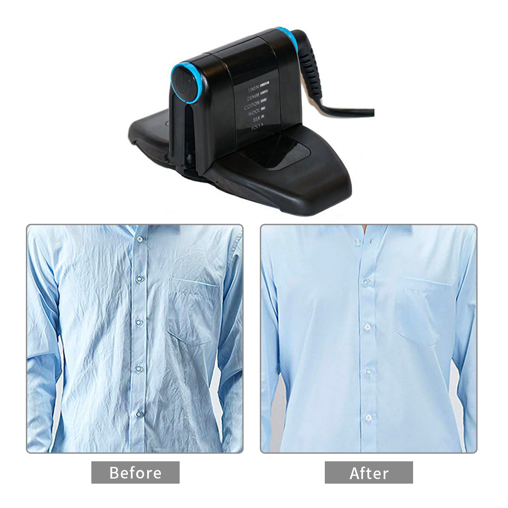 Home Accessories Folding Portable Iron Compact Perfect Foldable Travel Iron Fordable Mini Iron For Collar Dropshipping
