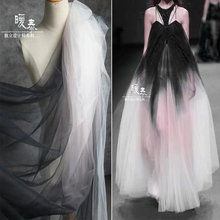 Из тюлевой ткани цвета: черный розовый белый размеры градиенты