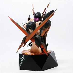 Image 2 - אקסל עולם Kuroyukihime מוות על ידי אימוץ PVC פעולה איור אנימה איור דגם צעצועים סקסי איור אסיפה צעצוע בובת מתנה