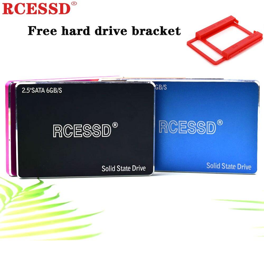 Metal SSD  120GB 128GB 240GB 256GB 2.5-inch SATA3 360GB Internal Solid State Drive HDD 64GB 480GB SSD SATAIII 512GB  PC