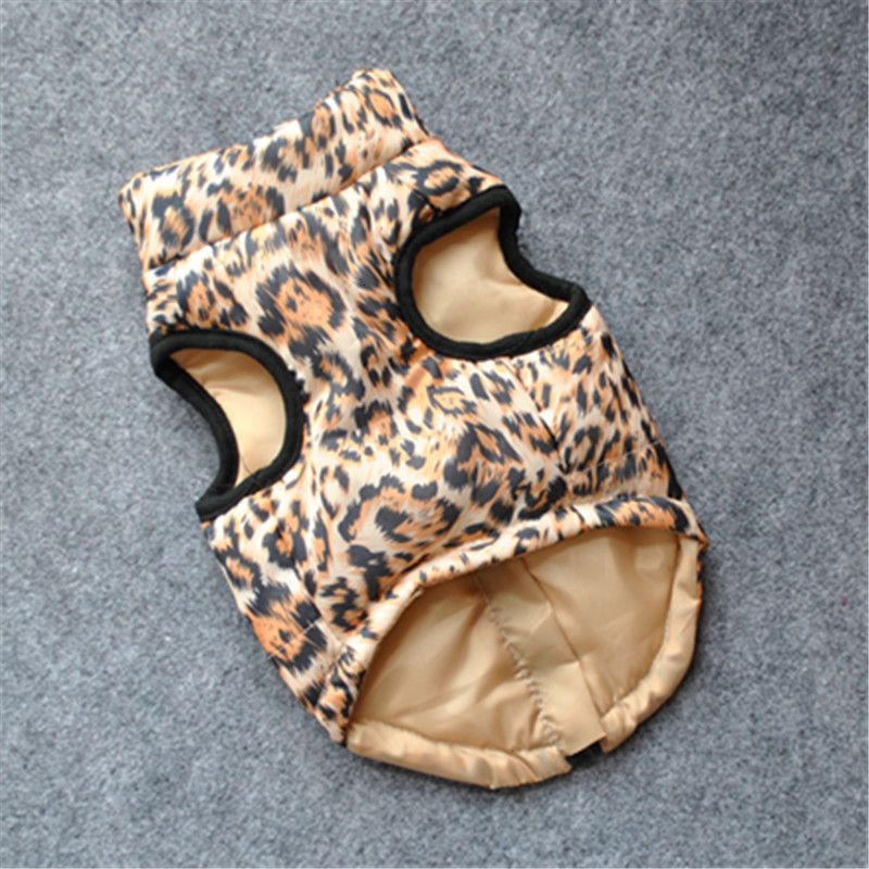 Waterproof Dog Jacket and Warm Pet Clothing with Zipper Design 21