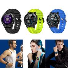 цена на M5 Smart Watch Support SIM & Bluetooth Phone Call GPS Smartwatch Phone Men Women IP67 Waterproof Heart Rate Monitor Clock