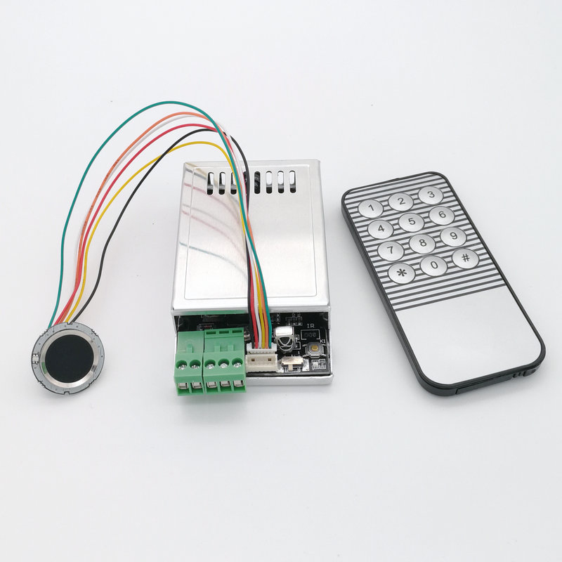 K216 Fingerprint Control Board And R502 Fingerprint Module