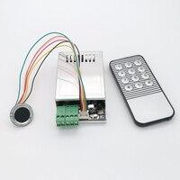K216 placa de controle de impressão digital e módulo de impressão digital r502|Dispositivo de reconhecimento de impressão digital| |  -