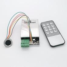 K216 placa de controle de impressão digital e módulo de impressão digital r502