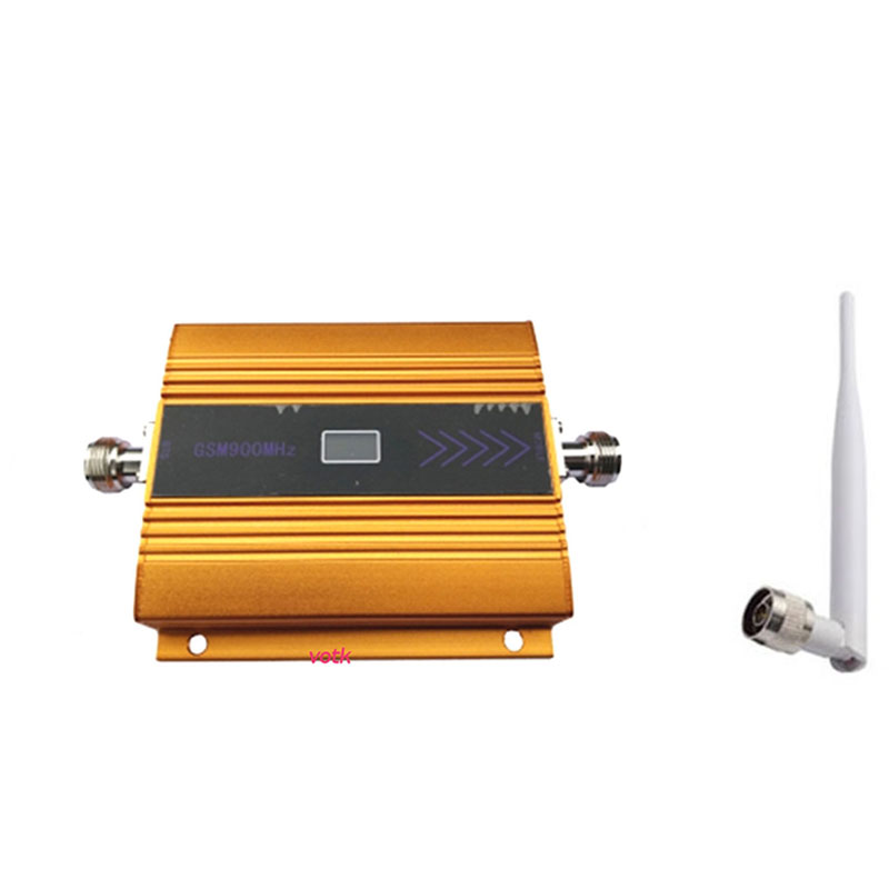 New Mobile GSM Signal Booster GSM900MHZ Signal Repeater With Indoor Antenna,GSM Signal Amplifier With LCD Display!