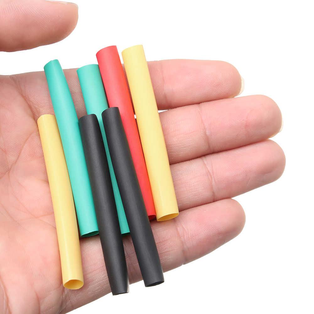 12 adet/takım için iphone kablo koruyucu usb kablosu tel organizatör sarıcı isı Shrink tüp kol iPad iphone X XR XS kablo