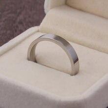 Нерегулируемые круглые кольца из нержавеющей стали в стиле панк