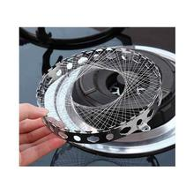 Stove-Torch Kitchen-Accessories Gas-Cooker Energy-Saving Stainless-Steel New Net Mesh-Case