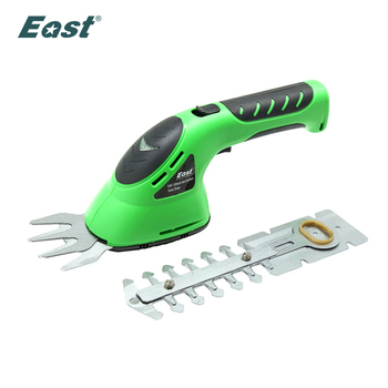 East 3.6V Hedge Trimmer Pruning tool Cordless Li-Ion Battery Hedge Branches Cutter Shrub Shear Grass TRimmerET2704C