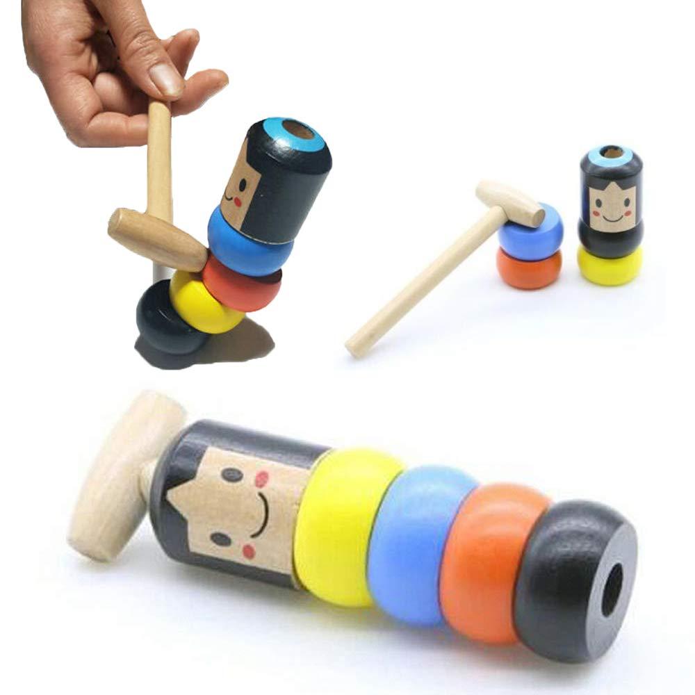 Imortal Daruma Brinquedo Engraçado Truques de Mágica Magia Adereços Magia de Perto do Palco Rua Halloween Comédia Mentalismo Divertido Brinquedo Acessório