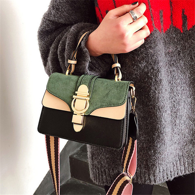 Magic Fish New High Quality Women Handbags Shoulder Messenger Bags Flap Designer Bags Famous Brand Women Bags Ladies Sac A Main