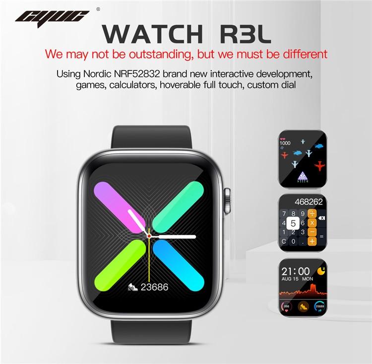 Hd78b4ff5d66d46f392f7028bdff3a364J Oxygen Monitor Smart Watch 2020 Blood Pressure Smartwatch