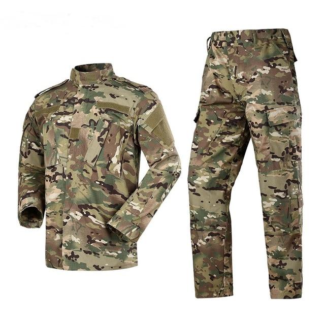 Фото нам армейская тактическая военная униформа для страйкбола камуфляжные