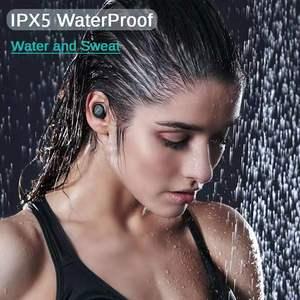 Image 3 - Lenovo Headset True wireless Earphone R1 Bluetooth 5.0 Sports Headphone HIFI Sound Quality Stereo IPX5 Waterproof Touch Control