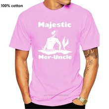 Majestic Mer-Uncle, Merman Funny Marine, Arctic Best Gifts Tee T-Shirt for Men and Women Hot Sell 2018 Fashion