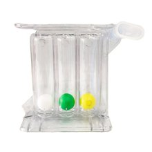 respiratory exerciser Breathing trainer three ball lung capacity training  instrument  lung   function rehabilitation new good quality medical spirometer newest lung capacity testing equipment