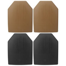 Vest Armor-Plate Chest-Pad Military Airsoft Tactics Baffle-Protective 2PCS