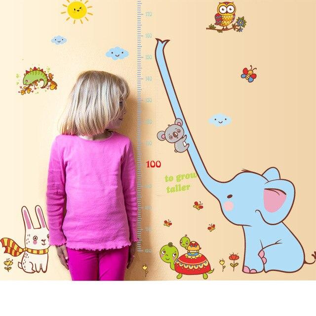 Купить наклейка с изображением слона животного из мультфильма высоты картинки цена