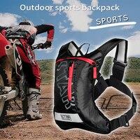 Neue Motocross Kreuz Land Fahrrad Männer Und Frauen Rucksack Mountainbike Bergsteigen Outdoor-Sport Tragbare Licht Wasser Tasche