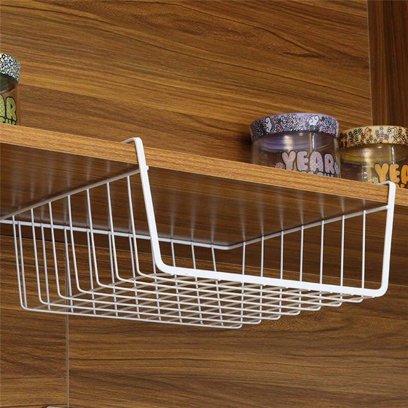 Basket Kitchen Storage Rack Under