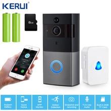 KERUI 2.0MP 1080P Intercom Tuya app Video Doorbell Wireless Security Camera Two