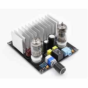 Image 1 - XH A202 12V TDA7388 أربعة قناة 4x40 W الصوت الطاقة مُضخّم صوت مجلس ستيريو preamp الصفراء عازلة سيارة أمبير aplificador