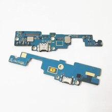 """Placa de carga de conector de muelle para Samsung Galaxy Tab S3 T820 T825, 9,7 """", puerto de carga USB, Cable flexible, reemplazo de cinta"""