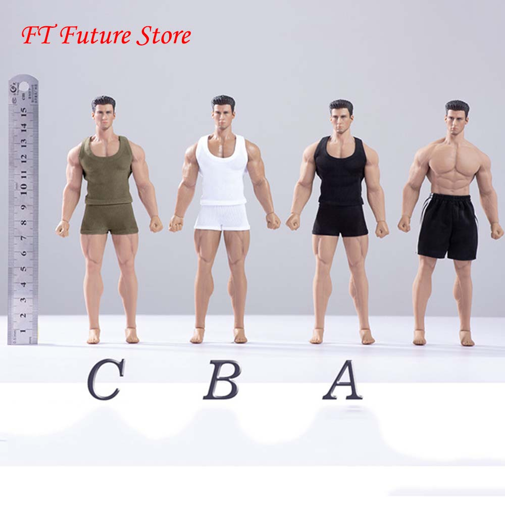 """1//6 Witch Hat Broom Clothing Fit 12/"""" Female Phicen TBLeague Action Figure Body"""
