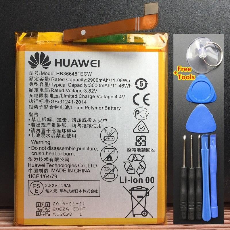 New Original HB366481ECW Bateria 3000mAh Para Huawei Y6 2018/Y6 Prime 2018 5.7