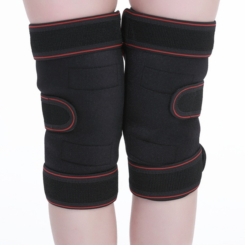DYROREFL New Knee Protector Tomalin Self-heating Warm Old Cold Leg Sports Multi-functional Knee Protector