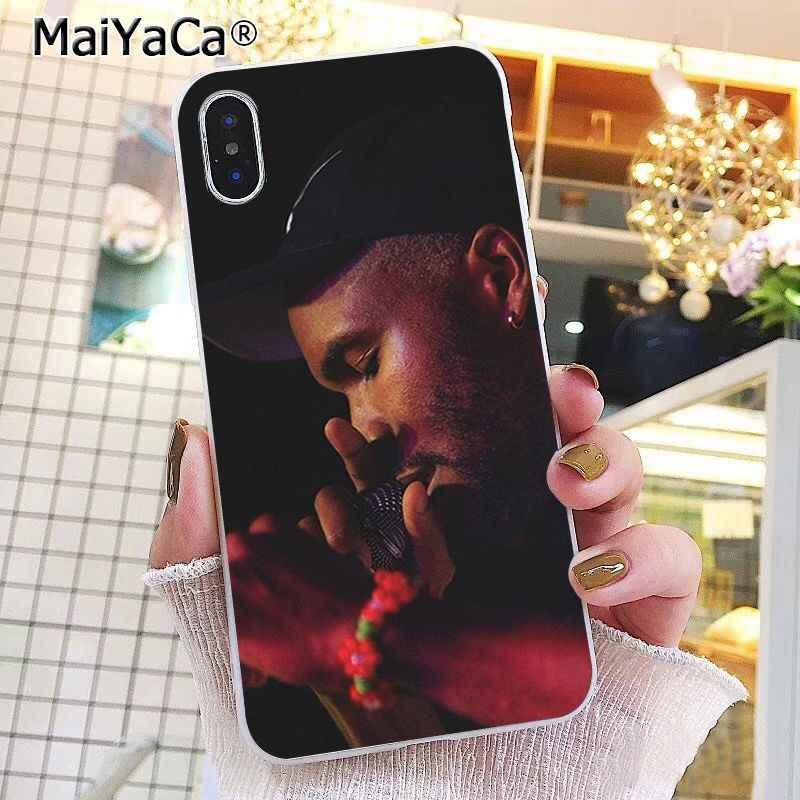 MaiYaCa Frank Ocean couverture de téléphone Blonde pour iphone 11 Pro 11Pro MAX 5 5Sx 6 7 7plus 8 8plus X XS MAX XR Capa