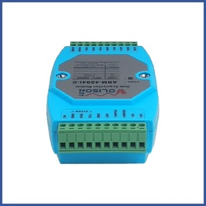 Image 3 - MODBUS RTU Módulo de salida analógica ADM 4204I C, 4 canales, 485 a analógica, 4 20mA