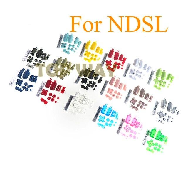 1 סט ABXY תחליף L R D כרית צלב כפתור מלא כפתור סט עבור Nintend DS Lite עבור NDSL קונסולה כפתורי ערכה