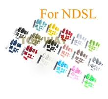 1 Набор сменных кнопок ABXY L R D Pad Cross Button, полный набор кнопок для navd DS Lite, консоль NDSL Buttons Kit