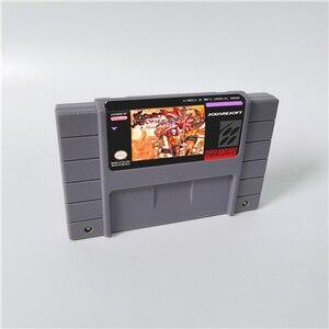 Image 3 - Chrono Trigger or Crimson ecos o llama de la eternidad o Prophets Guile tarjeta de juego RPG versión de EE. UU. Batería en inglés guardar