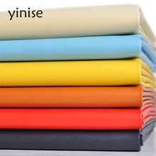 100x138cm Synthetic Leather Fabric Small Lithci PVC Fabrics Artificial Faux Sewing DIY Sofa Bags Home Decoration