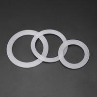 Anel flexível da gaxeta da arruela do anel do selo do silicone replacenent para moka pot espresso