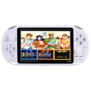 Image 5 - X12 Video Game игровая консоль العاب Retro Handheld Gaming Console игровые приставки приставка игры consola тетрис juegos