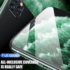 Image 2 - Защитное стекло 200D с закругленными краями для iPhone 7 8 6 6s Plus, закаленное стекло для экрана iPhone 11 Pro X XR XS Max