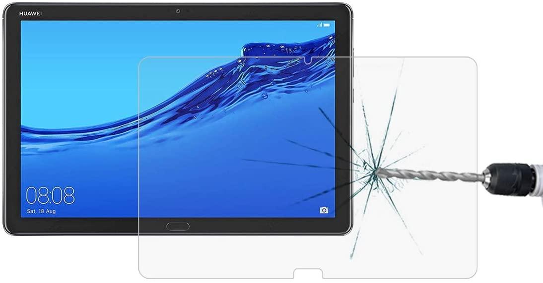 Vidro temperado tablet para huawei mediapad m5 lite 10.1 Polegada tablet resistente a riscos polegada protegido o filme de vidro