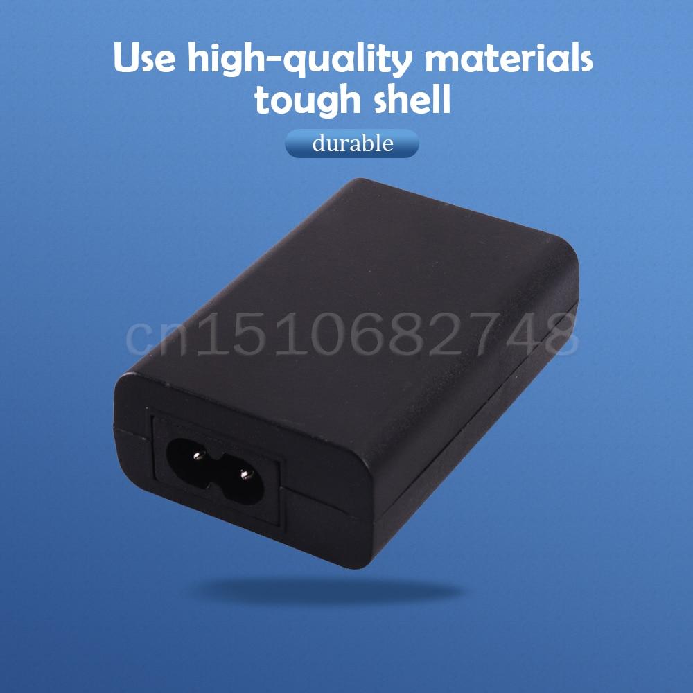 Домашнее настенное зарядное устройство, блок питания, адаптер переменного тока для Sony PlayStation для Psv ita PS Vita PSV + USB-кабель для передачи данных, шнур, вилка для ЕС и США