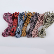 5 м/рулон цветной крест зерна сверхэластичная Резина лента DIY аксессуары для волос материал одежды швейные эластичные шнур ремесленные принадлежности