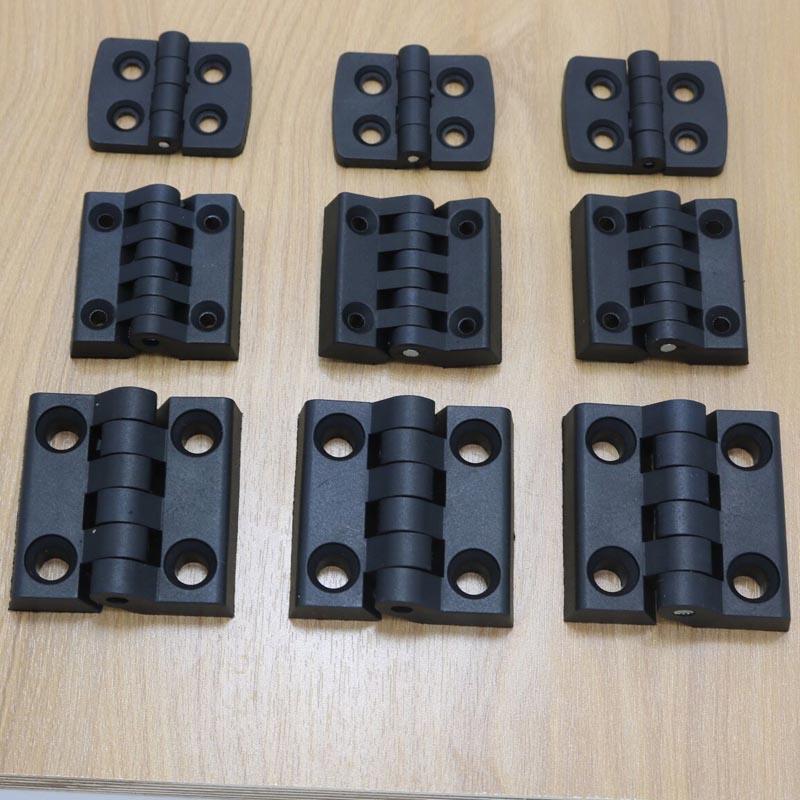 10 шт. мелкие петли, черный мини пластиковый дверной подшипник, прикладочный шкаф, ящик для ювелирных изделий, ABS шарнир для мебельного Оборудования Петли для шкафа      АлиЭкспресс