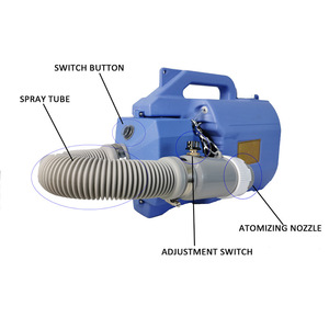 Image 3 - PULVERIZADOR ULV eléctrico portátil de 110V/220V, máquina de nebulización de mosquitos, nebulizador de capacidad Ultra baja inteligente con CE para plagas de Mosquitos