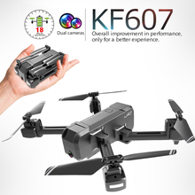 KF607 WIFI FPV RC Foldable Drone Wide-angle HD 1080P 4K Camera Headless Mode Optical Flow Pressure Altitude Hold Quadcopter